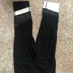 New cotton capri leggings